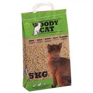 Woody Cat Litter 15kg
