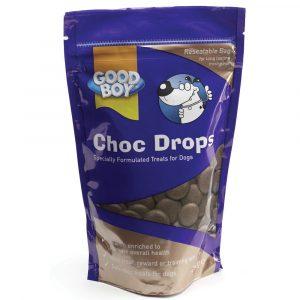 Goodboy Choc Drops 250g Pouch