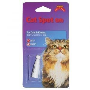 Gullivers Cat Spot On 3 pack