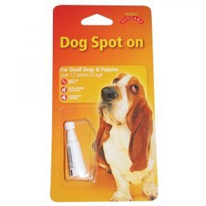 Gullivers Small Dog Spot On 4wk x 12