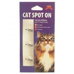 Gullivers Cat Spot On 12 Week x 1