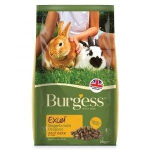 Burgess Excel Adult Rabbit Oregano 2kg