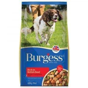 Bur Adult Dog Beef 15kg