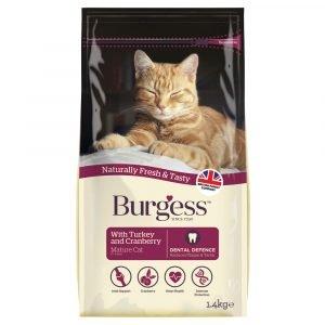 Bur Mature Cat Turk & Cran 1.4kg
