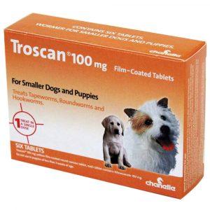 Troscan 100mg 6's Pre-Pack (Ire)