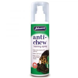 Johnsons Anti Chew Spray