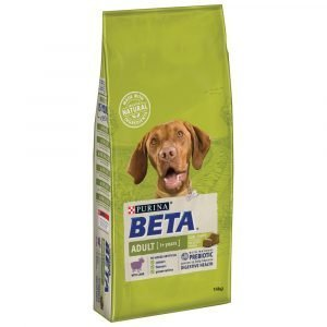 Beta Adult Dog Lamb & Rice 14kg