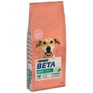 Beta Light Dog Turkey 14kg