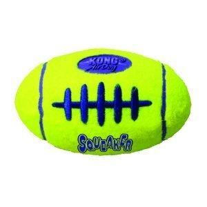 KONG Air Dog Squeaker Football Medium