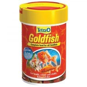 Tetra Goldfish Flakes 100ml/20g