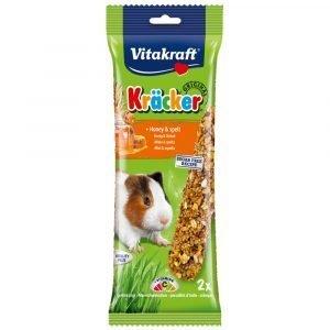 Duo Kracker Honey-Spelt Guinea Pig