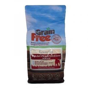 Kenneths Grain Free Adult Dog Food – Angus Beef