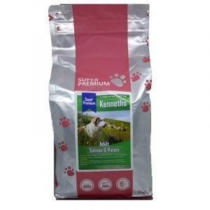 Kenneths Super Premium  Adult Dog Food -Salmon & Potato